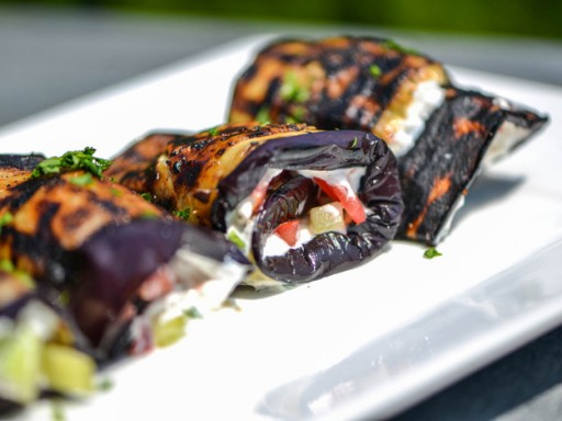 recipe: grilled eggplant side dish [35]